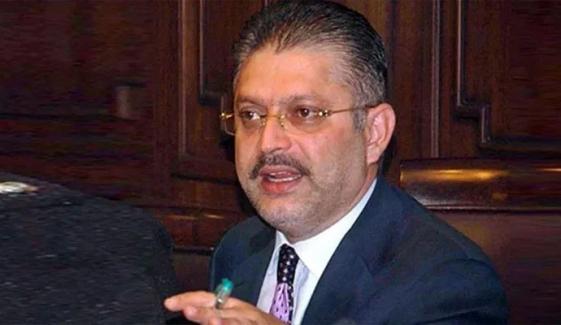 سراج الحق کے جلسے کرنے پر حکومت کو اعتراض نہیں: شرجیل میمن