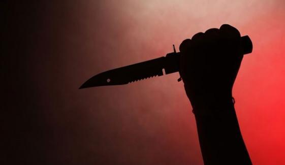 کراچی، چھریوں کے وار سے ایک شخص ہلاک
