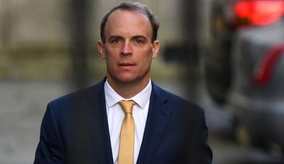 پابندیاں نہ لگیں تو کورونا کی تیسری لہر کا خطرہ رہے گا، برطانوی وزیر خارجہ