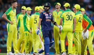 آسٹریلیا نے بھارت کا بھرکس نکال دیا، سیریز بھی جیت لی