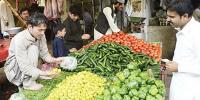 کوئٹہ میں سبزی غریب کی پہنچ سے دور