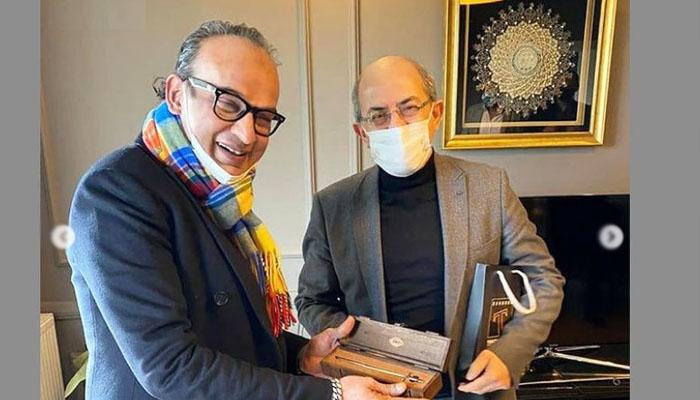 پاکستان اور ترکی کی فلم پروڈکشن کمپنیوں کے درمیان معاہدہ طے