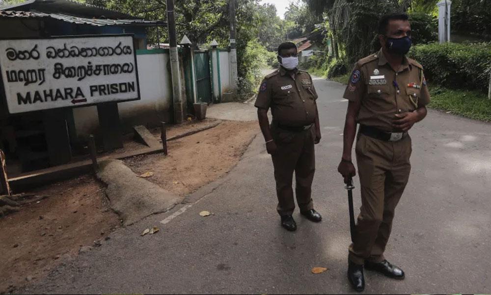 سری لنکا، جیل میں ہنگامہ آرائی، 8 قیدی ہلاک