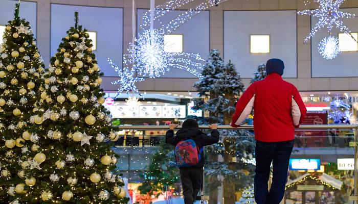 کرسمس کے موقع پر دکانوں کے اوقات بڑھا دئیے جائیں گے