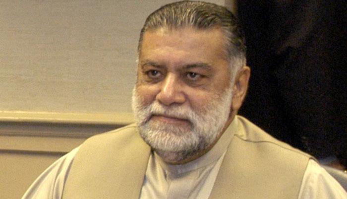 سابق وزیراعظم میرظفراللہ جمالی حیات ہیں، نواسی سینیٹر ثناء جمالی
