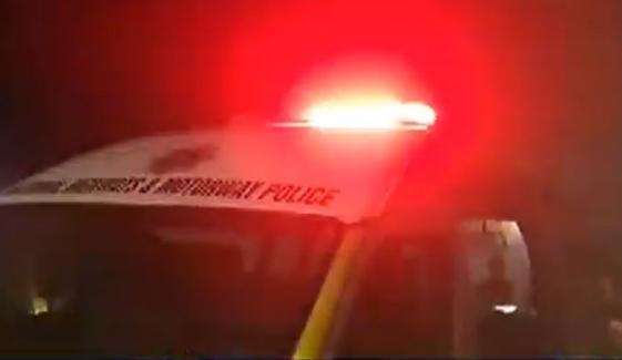 سکھر کے قریب وین الٹنے سے 11 افراد جاں بحق