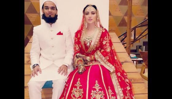 ثناء خان اور اُن کے شوہر نے آیت الکُرسی کیوں پڑھی؟