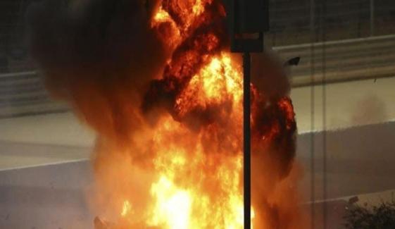 عراق کی اہم آئل ریفائنری پر راکٹ حملہ