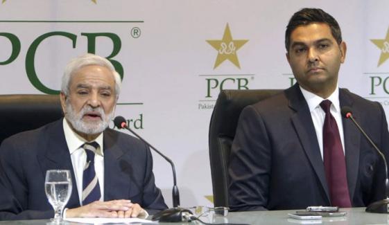 احسان مانی، وسیم خان کے 2 سال میں پاکستان کرکٹ ٹیم کی پرفارمنس کا جائزہ