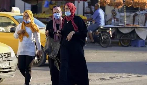 تیونس میں 1271، لبنان میں 1266 کورونا مریضوں کی تشخیص
