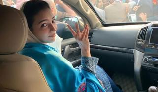 آصفہ بھٹو نے کارکنوں کو جلسہ گاہ پہنچنے کا پیغام دے دیا