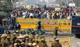 مطالبات نہ مانے گئے تو دلی کی اہم شاہراہیں بند کردینگے، بھارتی کسانوں کی دھمکی