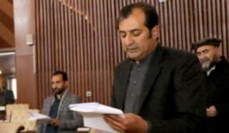 بیرسٹر خالد خورشید وزیراعلیٰ گلگت بلتستان منتخب