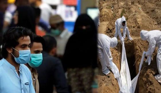پاکستان: کورونا وائرس سے 1 دن میں 67 اموات