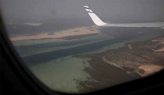 'اسرائیلی پروازوں کو سعودی حدود سے گزرنے کی اجازت مل گئی'