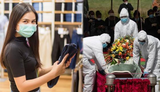 دنیا میں کورونا وائرس سے 14 لاکھ 73 ہزار ہلاکتیں