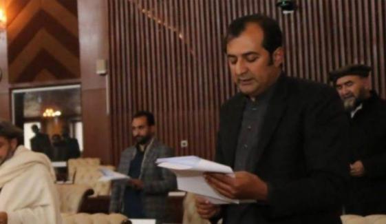 نو منتخب وزیرِ اعلیٰ گلگت بلتستان خالد خورشید آج حلف اٹھائینگے