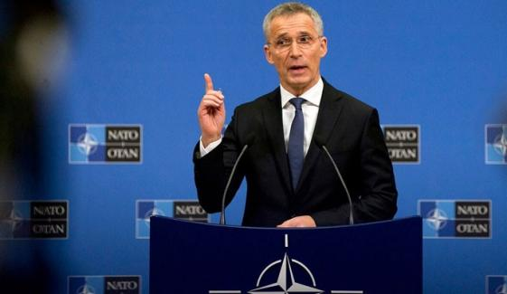 افغان صورتحال پر مشکل اور مخمصے کا شکار ہیں، سیکریٹری جنرل نیٹو