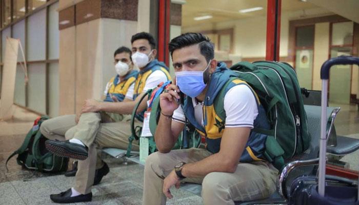 نیوزی لینڈ میں پاکستانی کرکٹرز ایک ہفتے سے آئسولیشن میں