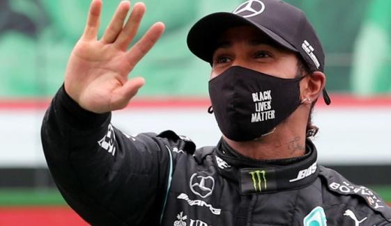 فارمولا ون کے چیمپئن لوئس ہیملٹن بھی کورونا کا شکار