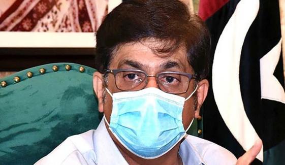 آئی جی سندھ کی تبدیلی کیلئے نام وفاق کو بھیج دیئے ہیں، وزیر اعلیٰ