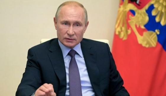 روسی صدر نے ملک میں کورونا ویکسین کے استعمال کے  احکامات دیدیئے