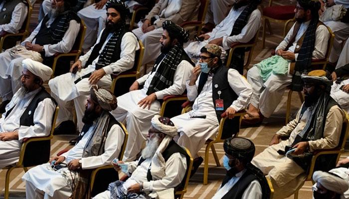 افغان حکومت اور طالبان میں امن بات چیت کیلئے تحریری معاہدہ