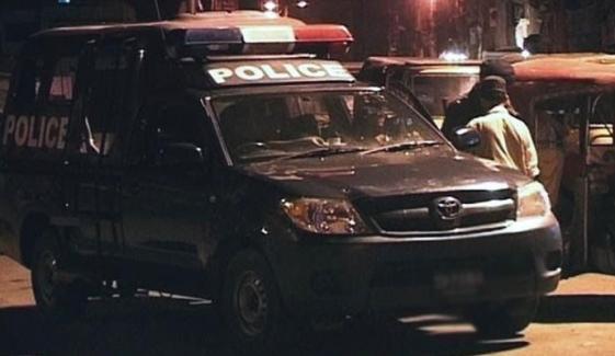 کراچی: جوہر چورنگی کے قریب مبینہ مقابلہ، ملزم گرفتار