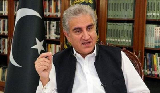بھارت سیزفائر کی مسلسل خلاف ورزیاں کررہا ہے، وزیر خارجہ