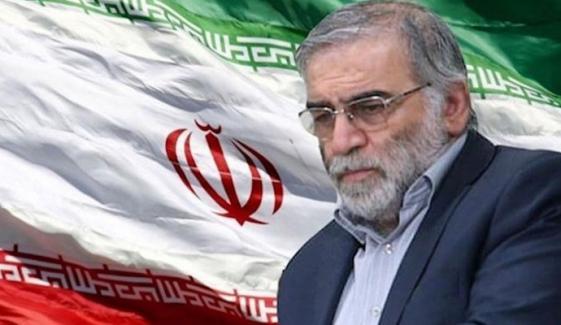 ایران کا ایٹمی سائنسدان کے قاتلوں کی شناخت کا دعویٰ