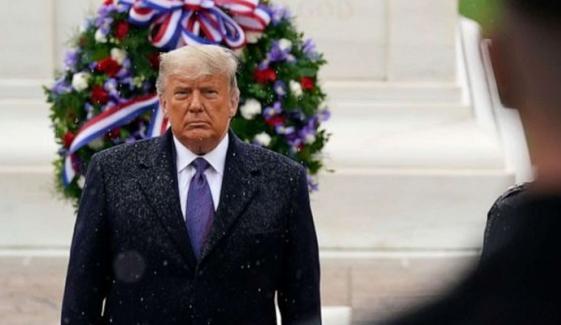 ٹرمپ کی انتخابی دھاندلی ثابت کرنے کی ناکام کوشش