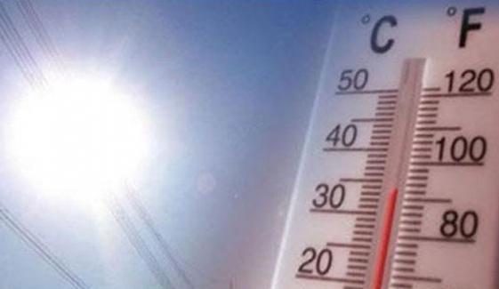 2020 اس عشرے کے گرم ترین سالوں میں سے ایک ہے
