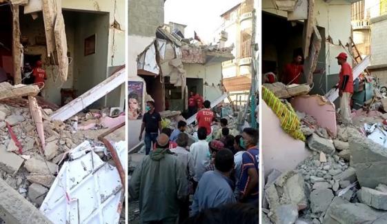 نیو کراچی میں دھماکا گیس لیکج کے باعث پیش آیا، انچارج بم ڈسپوزل اسکواڈ