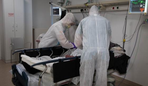 بیلجیئم میں کورونا وائرس کے کیسز میں کمی