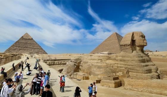 کورونا وائرس: مصر کی سیاحتی آمدنی میں 21.6 فیصد کمی