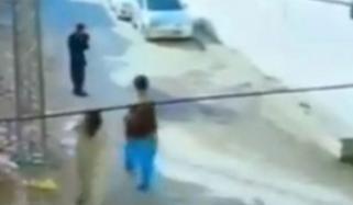 حیدرآباد: گارڈ کو فائرنگ کرکے قتل کرنے کی فوٹیج سامنے آگئیں
