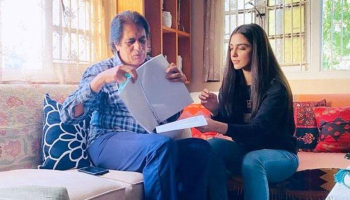 مایا علی ہدایتکارشعیب منصور کی فلم کا حصہ بن گئیں