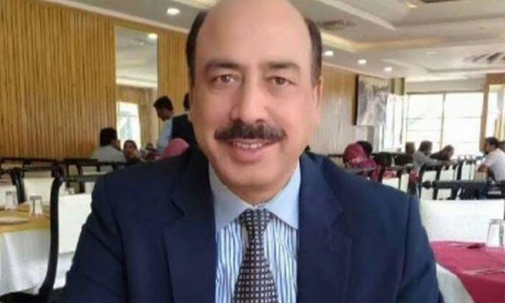 سابق جج ارشد ملک کا کورونا وائرس سے انتقال