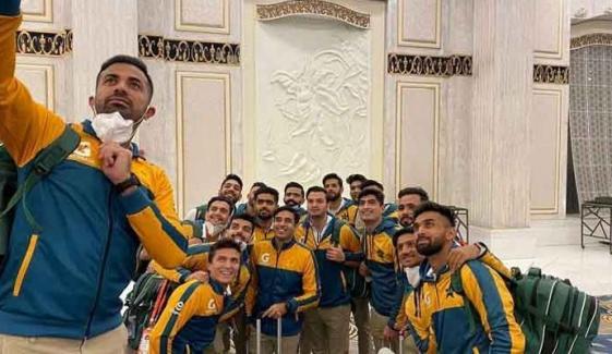 نیوزی لینڈ حکام کا پاکستان کرکٹ ٹیم کو ٹریننگ کی اجازت دینے سے انکار
