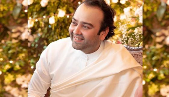 محمود چوہدری نے بھی منگنی کی ویڈیو شیئر کردی
