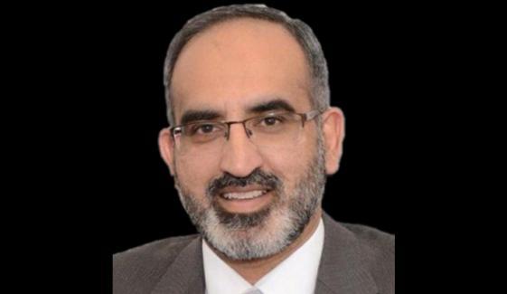پاکستان LNG ٹرمینل لمیٹڈ کے ایم ڈی ندیم نذیر عہدے سے بر طرف