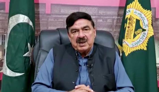 PDM کہتی ہے ووٹ کو عزت دو، ووٹرز کو مرنے دو، شیخ رشید