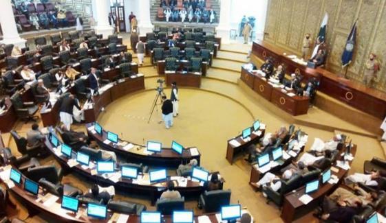 KP اسمبلی: محکمۂ صحت کے آڈٹ میں بدعنوانیوں کی تفصیل پر ہنگامہ