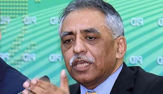 استعفوں پر اپوزیشن اتحاد میں تاحال کوئی اتفاق نہیں ہوا، محمد زبیر