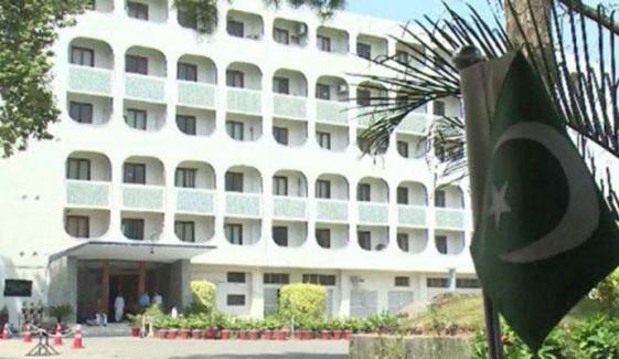 بھارت اپنے جاسوس کلبھوشن یادیو کے معاملے پر فرار چاہتا ہے، پاکستان