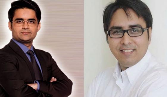 شہباز گل کی جیو نیوز کے پروگرام پر تنقید، شاہزیب خانزادہ کا دو ٹوک جواب