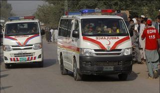 راولپنڈی: رکشے میں دھماکا، 4 افراد زخمی