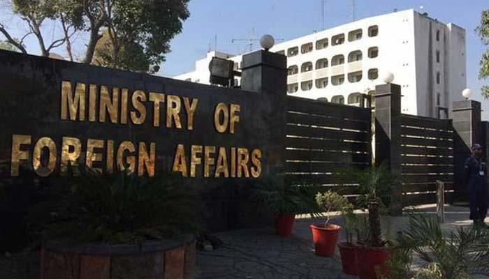 پاکستان نے بھارتی میڈیا کی رپورٹ مسترد کردی