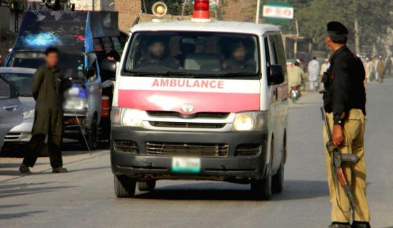 پشاور: گھر میں گیس لیکیج سے دھماکا، بچہ جاں بحق