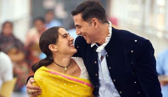 سارہ علی خان اکشے کمار کی شکر گزار کیوں؟